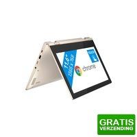 Bekijk de deal van Coolblue.nl 3: Lenovo Chromebook IdeaPad Flex 3 11IGL05 82BB0011MH