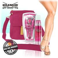 Bekijk de deal van voorHAAR.nl: Wilkinson Quattro scheerpakket