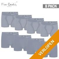 8 x boxershort van Pierre Cardin