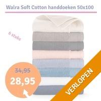 Walra Soft Cotton voordeelpakket