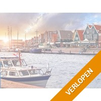 2 dagen in luxe 4*-Van der Valk hotel vlakbij Volendam
