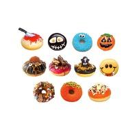Bekijk de deal van VakantieVeilingen: Veiling: 24 Halloween-donuts van Dunkin'