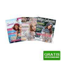 Bekijk de deal van Tripper Producten: Abonnement op tijdschrift Mijn Geheim + Specials