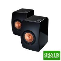 Bekijk de deal van iBOOD.be: 2 x Kef LS50 passieve luidspreker