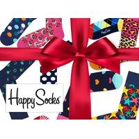 Bekijk de deal van DealDonkey.com: Happy Socks - 6 paar sokken