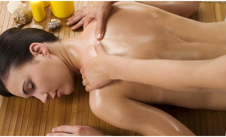 Groupon: 1, 3 of 5 ontspannende massages