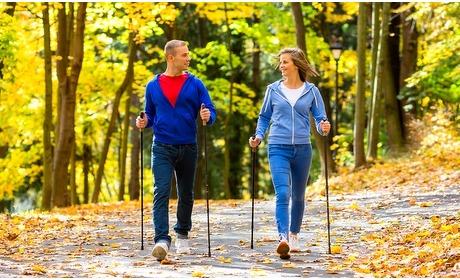 Groupon: Compleet wandelarrangement