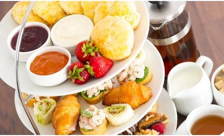 Groupon: Luxe High Tea bij Delifrance