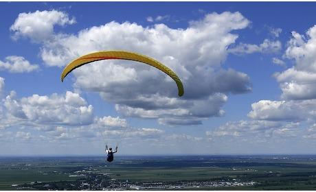 Groupon: Paragliding