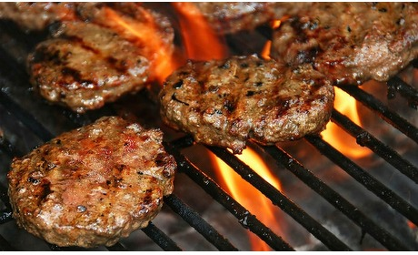 Groupon: Grillen op houtskool