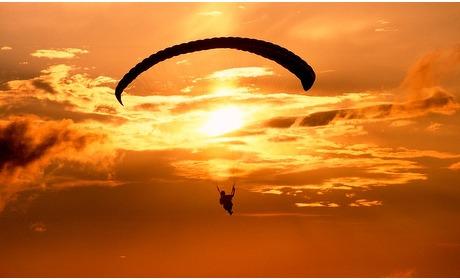 Groupon: Paragliden
