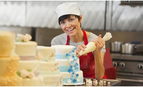 Groupon: Workshop taart maken