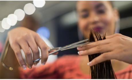 Groupon: Haarbehandeling naar keuze