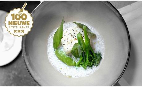 Groupon: Culinair 7-gangenmenu aan de Singel