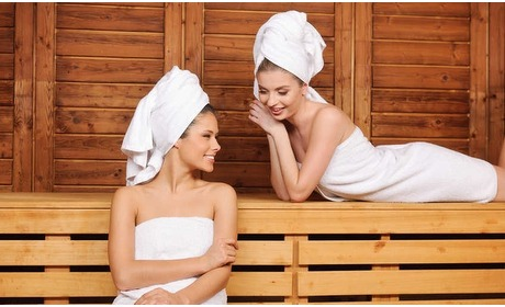 Groupon: Sauna met lunch en/of diner