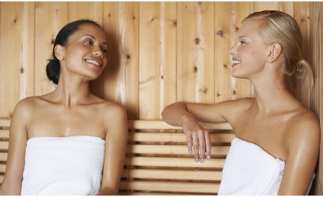 Groupon: Rittenkaart voor de sauna