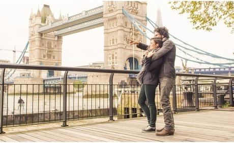 Groupon: Londen: 1 of 2 dagen kerstshoppen incl. luxe busreis en citytour