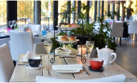 Groupon: Luxe High Tea