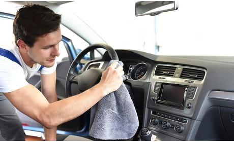Groupon: Quick & Clean Carwash