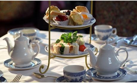 Groupon: Luxe high tea