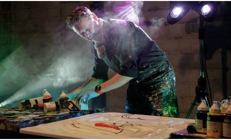 Groupon: Schilderworkshop van 3 uur