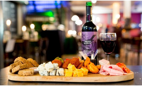 Groupon: Luxe High Wine of High Beer