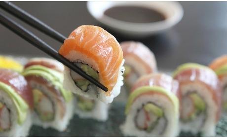Groupon: Afhalen: Urban Sushi-box