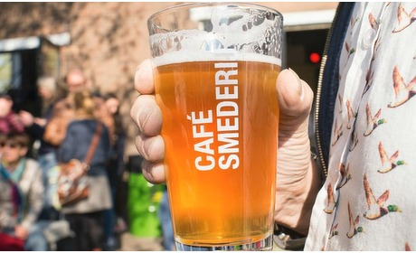 Groupon: Luxe High Beer