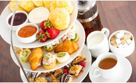 Groupon: High Tea