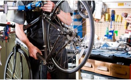 Groupon: Onderhoudsbeurt voor je fiets