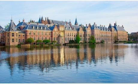 Groupon: Hartje Den Haag: 1 tot 3 nachten met ontbijt