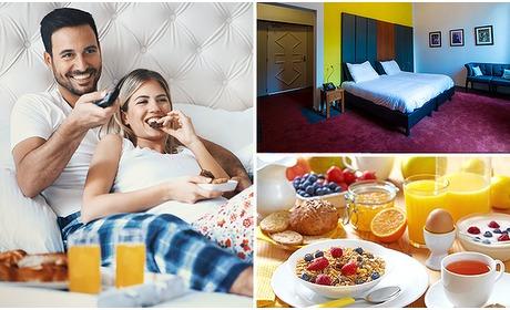 Social Deal: Overnachting + ontbijt bij Leerhotel Het Klooster