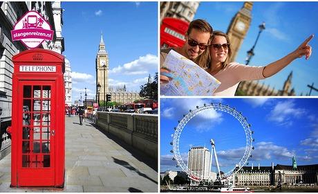 Social Deal: Dagtrip naar Londen