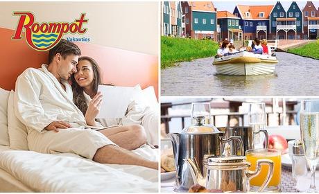 Social Deal: Overnachting voor 2 + ontbijt in Volendam