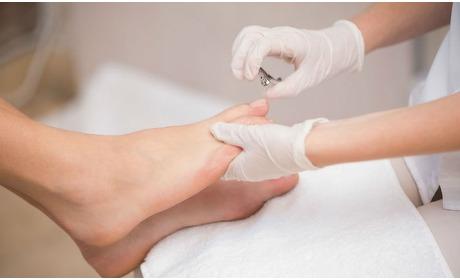 Groupon: Medische pedicure en voetenbad