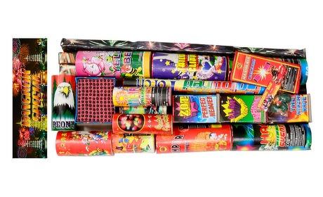 Wowdeal: Luxe vuurwerkpakketten bij Fietswereld Vlassak