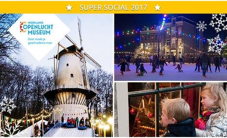 Social Deal: Entree Nederlands Openluchtmuseum