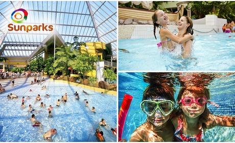 Social Deal: Entree zwemparadijs Aquafun op De Kempense Meren