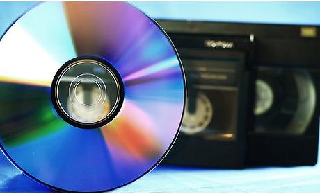 Social Deal: Omzetten van videobanden naar dvd