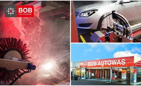 Social Deal: Autowasbeurt bij BOB Autowas