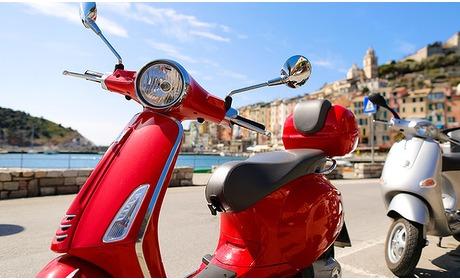 Social Deal: Grote onderhoudsbeurt voor je scooter