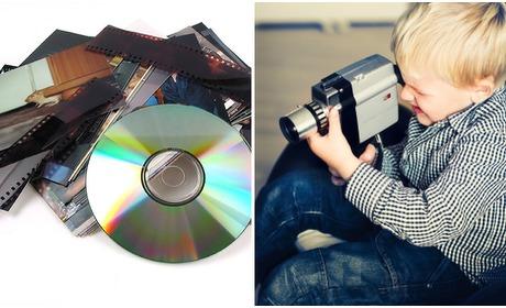 Social Deal: Overzetten van videoband naar dvd