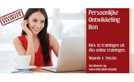 Wowdeal: Cadeaubon voor cursus naar keuze van Internet Marketing Nederland