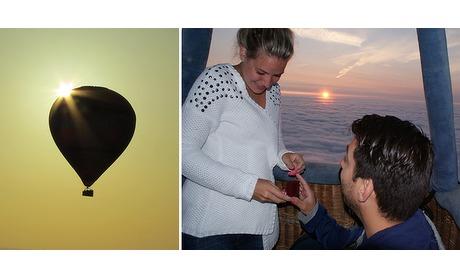 Wowdeal: Cadeaubon voor Luxe Ballonvaart