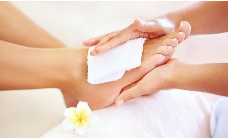 Social Deal: Cosmetische pedicurebehandeling (45 min)