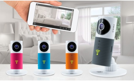 Groupon: Sinji Smart wifi security camera