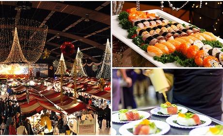 Social Deal: Entreeticket voor International Sushi Festival