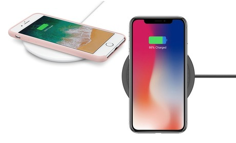 Groupon: Draadloze iPhone-opladers