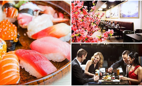 Social Deal: All-You-Can-Eat sushi (2,5 uur)