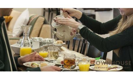 Wowdeal: Een luxe High Tea bij Townhouse Design Hotel